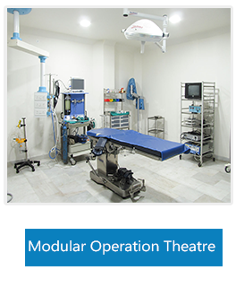 Operation Theatre in Medicaid Hospital